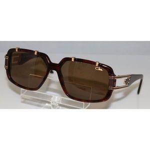 New Cazal Men's Tortoise Sunglasses